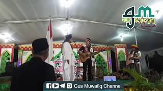 Gus Muwafiq Menyanyikan Lagu Dimata Air Tidak Ada Air Mata [Iwan Fals]