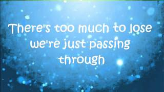 Jordin Sparks - The World I Knew (Lyrics)