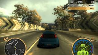 Need for Speed: Most Wanted №1 Против боса 1/2