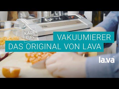 Vakuumierer - Das Original von Lava (Kauftipp 2020)