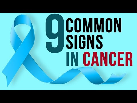 Common Signs of Cancer | Symptoms of Cancer | Healthfolks.com