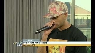 "YoungstaCPT Performs ""YVR"" (Young Van Riebeek)"
