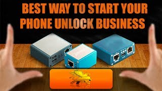 This is the best way you can start you unlocking phone business