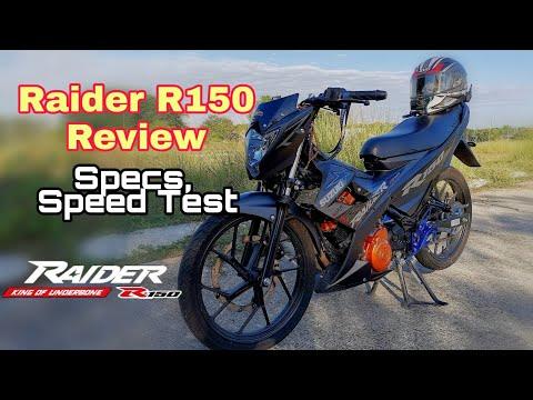 Suzuki Raider 150 Review | King of the Road | Speed Test