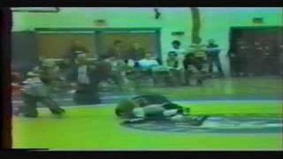 1980 Region I Finals 158 lbs