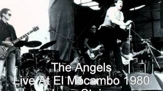 The Angels / Angel City - Ivory Stairs Live At El Mocambo, Toronto, Canada 1980 ( Aussie Rock )