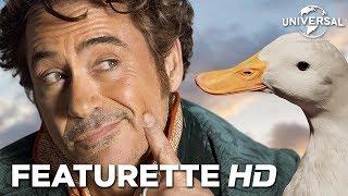 Universal Pictures LAS AVENTURAS DEL DOCTOR DOLITTLE - Dab Dab anuncio