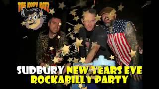 New Year's Eve In Sudbury, Suffolk