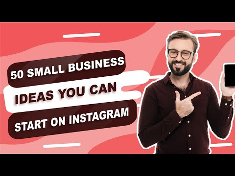 , title : '50 Small Business Ideas You Can Start on Instagram