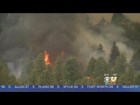 'Like Dominoes': Utah Homes Burn As Wildfires Menace U.S. West