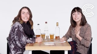 Truth or Drink Siblings Outtakes | Truth or Drink | Cut