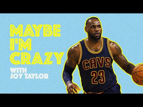 LeBron James is the ultimate excuse machine seed planter | Episode 06 | MAYBE I'M CRAZY
