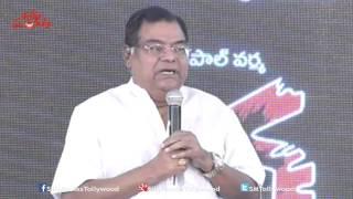 Kota Srinivasarao Speech - Shiva Movie Completes 25 Years Press Meet