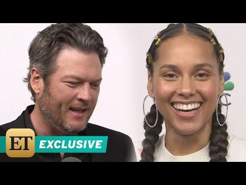 Blake Shelton's Update on Gwen Stefani's Eardrum, and Alicia Keys on Why She Won't Be Returning