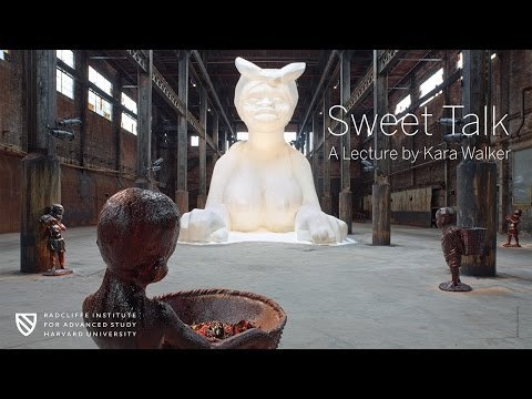 KARA WALKER | SWEET TALK