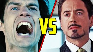 The Scene That Explains Why Iron Man Worked and Man of Steel Didn't - SCENE FIGHTS!