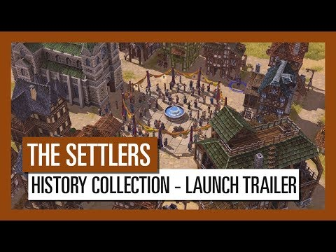 The Settlers History Collection - Launch Trailer