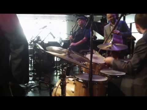 From a recent performance at Jazz at the Bistro.