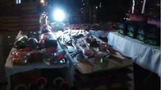 preview picture of video 'marché de noel la falaise st leu'