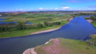 2 Drones Flight in Calgary