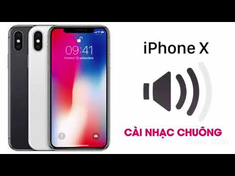 Nhạc chuông iphone X gốc