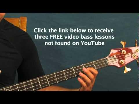 bass guitar songs lesson tom sawyer rush geddy lee