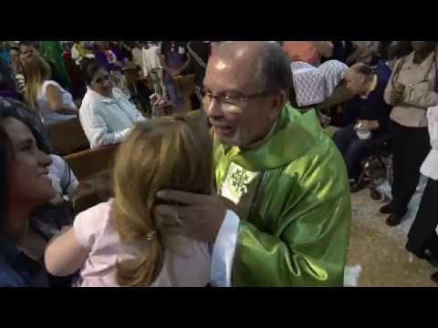 Juquitiba tem seu Novo Padre Sebastião Gomes Neto