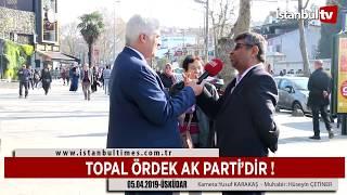 TOPAL ÖRDEK AK PARTİ'DİR !