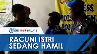 Curiga sang Istri Berselingkuh, Suami di Semarang Racuni Korban yang Hamil 8 Bulan Pakai Racun Tikus