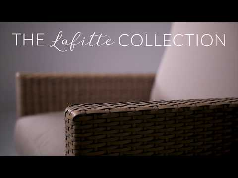 Lakeview Outdoor Designs - Lafitte Seating Collection