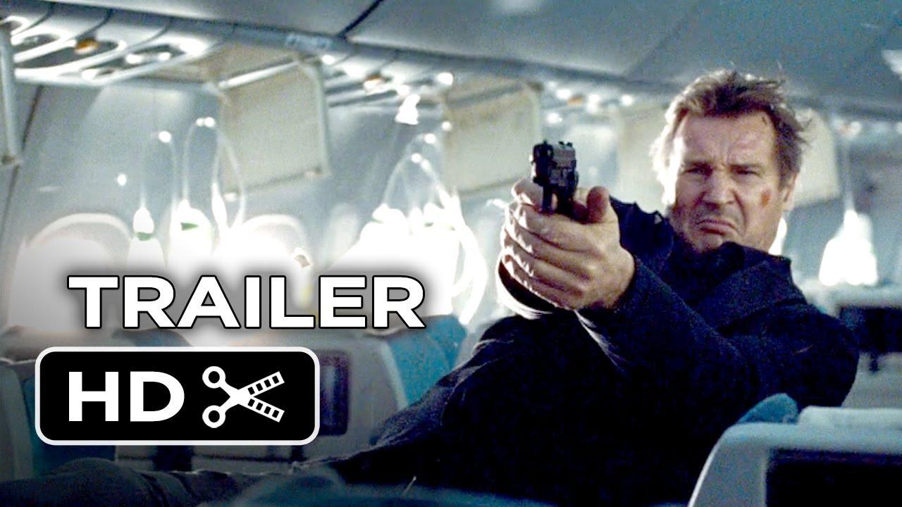 Movie Trailer:  Non-Stop (2014)