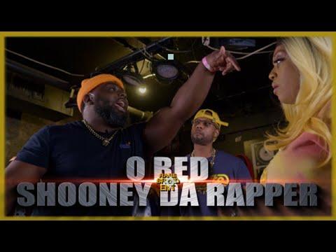 O RED VS SHOONEY DA RAPPER RAP BATTLE - RBE