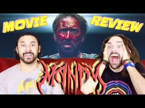 MANDY (2018) – MOVIE REVIEW!!!