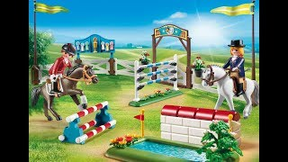 Playmobil 2018 COUNTRY - centre équestre chevaux / reiterhof