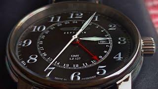 Unboxing Zeppelin GMT Watch #unboxing #zeppelin