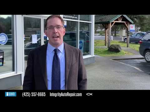 Integrity Automotive Issaquah is open and taking steps to keep everyone safe!