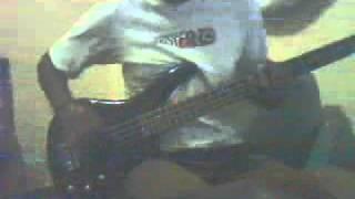 D.R.I. Shut-up bass.avi