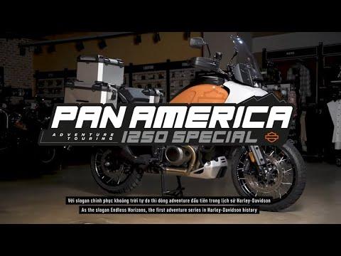 2021 Pan America™ 1250 Special Vivid Black