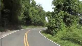 preview picture of video 'The Way to Coral Bay (St. John, USVI)'