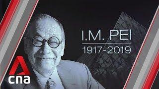 Louvre Pyramid Architect IM Pei Dies At Age 102