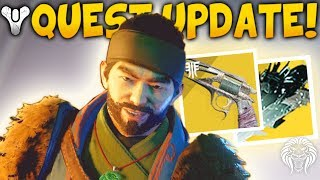 Destiny 2: NEW QUEST & UNOBTAINABLE EXOTICS! Vendor Change, Hidden Nerf, Malfeasance & Cheese Fix