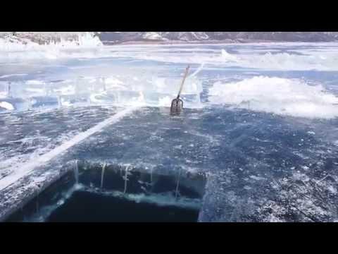 La pesca in Laguna Vistula una pertica di picca