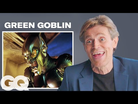 Willem Dafoe talks his career for 30 minutes, from arguing with Nick Cage to lying about riding a motorcycle