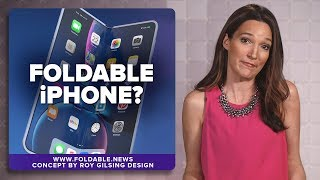 Is a foldable iPhone in the works? | The Apple Core