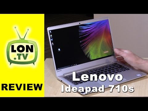 Lenovo Ideapad 710s Review – Compact 13.3″ $699 Laptop