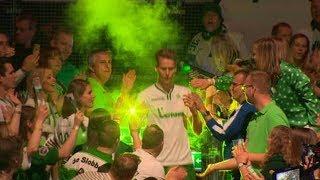 Korfbal League-finale in Ziggo Dome of Ahoy?