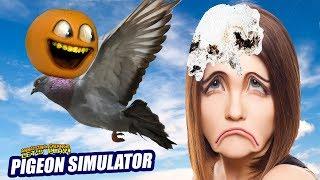 Pooping on Everyone! (Pigeon Simulator)
