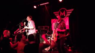 American Steel - There's A New Life @ DTFH Fest 3 - Durham, NC - Motorco Music Hall