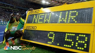 Usain Bolt's 9.58: the night he obliterated the 100m world record | NBC Sports