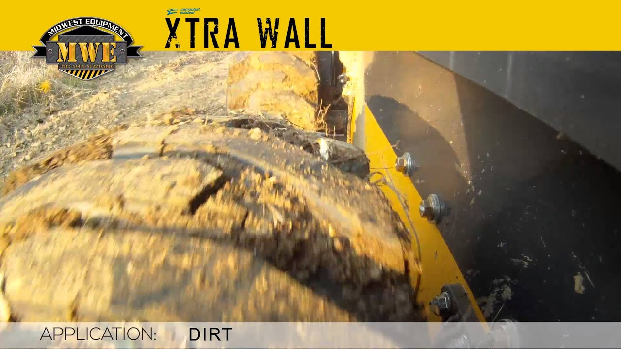 Xtra Wall - High Quality, Best Selling Skid Steer